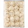 Stemmed Fabric Flowers